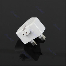 Power-Charger Detachable Wall for iPad/iphone 250V Uk-Plug Electrical-Duck-Head High-Quality
