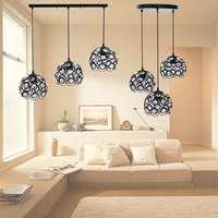 Luz de teto cristal morden decoração lâmpada do teto do vintage iluminação interior para o quarto sala estar jantar|Luzes de teto| |  -