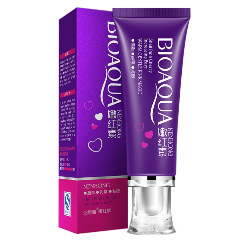 Hot! Pink Body Skin Care Cream Gel Lips Whitening Areola Labia Nipple Tender Girl Private Parts Underarm Armpit Whitening