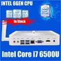 6100u 6500u skylake core i7 i3 mini pc windows 10 barebone porta dp 3 ano de garantia caixa de tv 4 k hd i3 windows 6100 mini pc i5 6200u