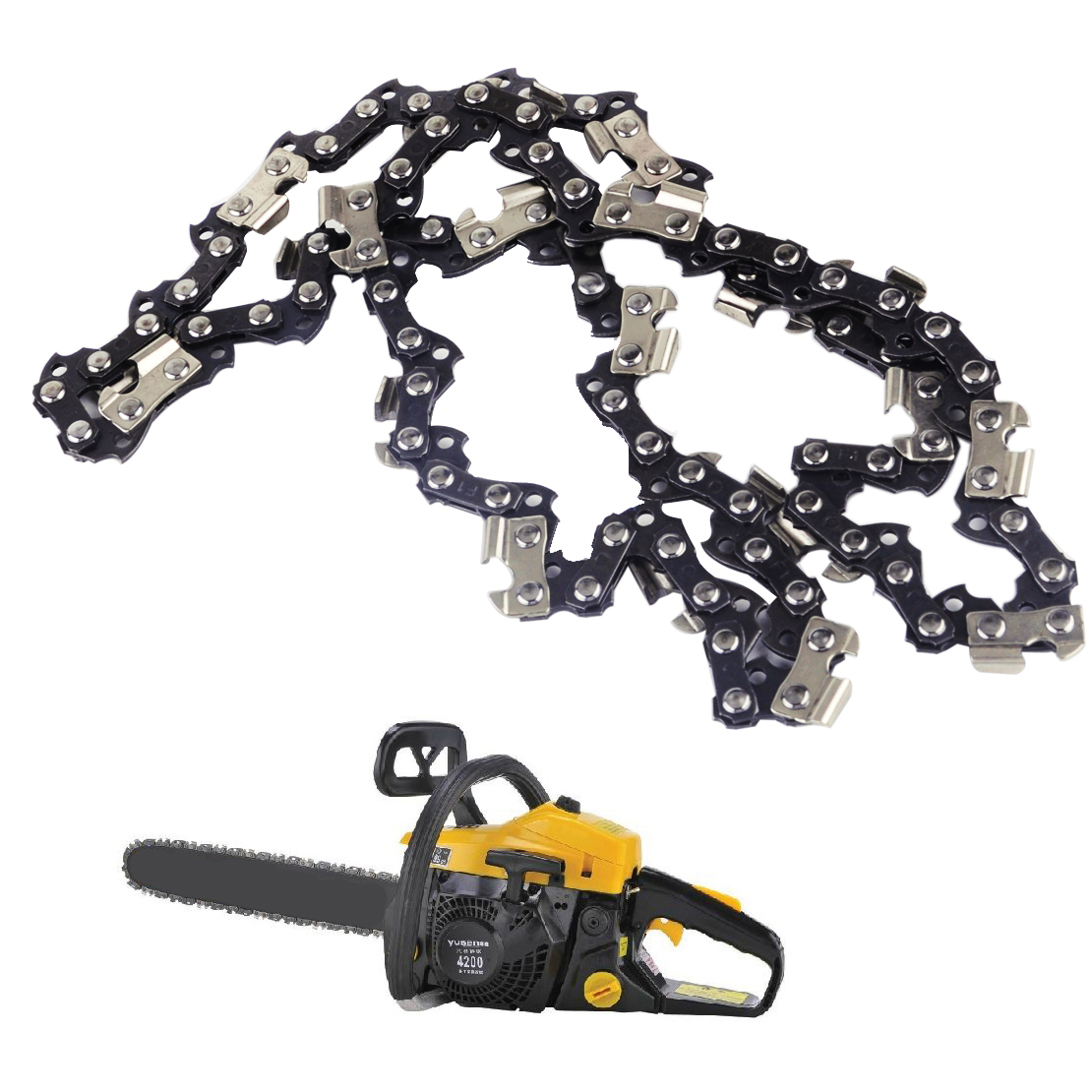 LETAOSK New Chainsaw Saw Chain 3/8