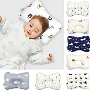 Anti-Roll-Pillow Flat-Head Toddler Newborn Infant Baby Girl Positioner Bear 1pcs Brand-New