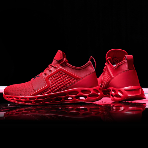 Men Shoes Running Shoes for Man 2019 Braned Outdoor Ultra Light Air Sports Shoes Sneakers for Men Zapatillas Hombre Deportiva 48 Lahore