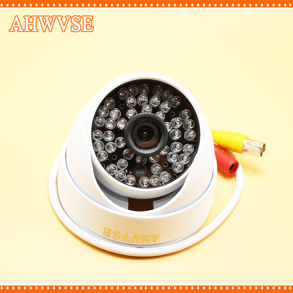 AHWVSE HD 1080P Metal IR Dome AHD Camera 2MP Vandal proof with 48R LEDs Free Shipping free shipping hot selling 720p 20m ir range plastic ir dome hd ahd camera wholesale and retail