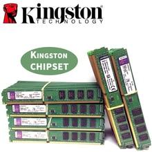 קינגסטון Ram DDR3 2GB 4GB PC3 1600 1333 MHz שולחן העבודה זיכרון 240pin 2G 4G 8G 1333mhz 1600mhz 10600 12800 מודול DIMM זיכרון RAM