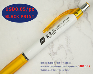 Image 4 - Lot 50pcs Retracktable Plastic Nash Ball Pen,Color Grasp,White Barrel Ballpoint,Customized Promotion Gift ,Add Company Logo