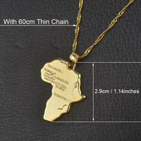 With 60cm Thin Chain
