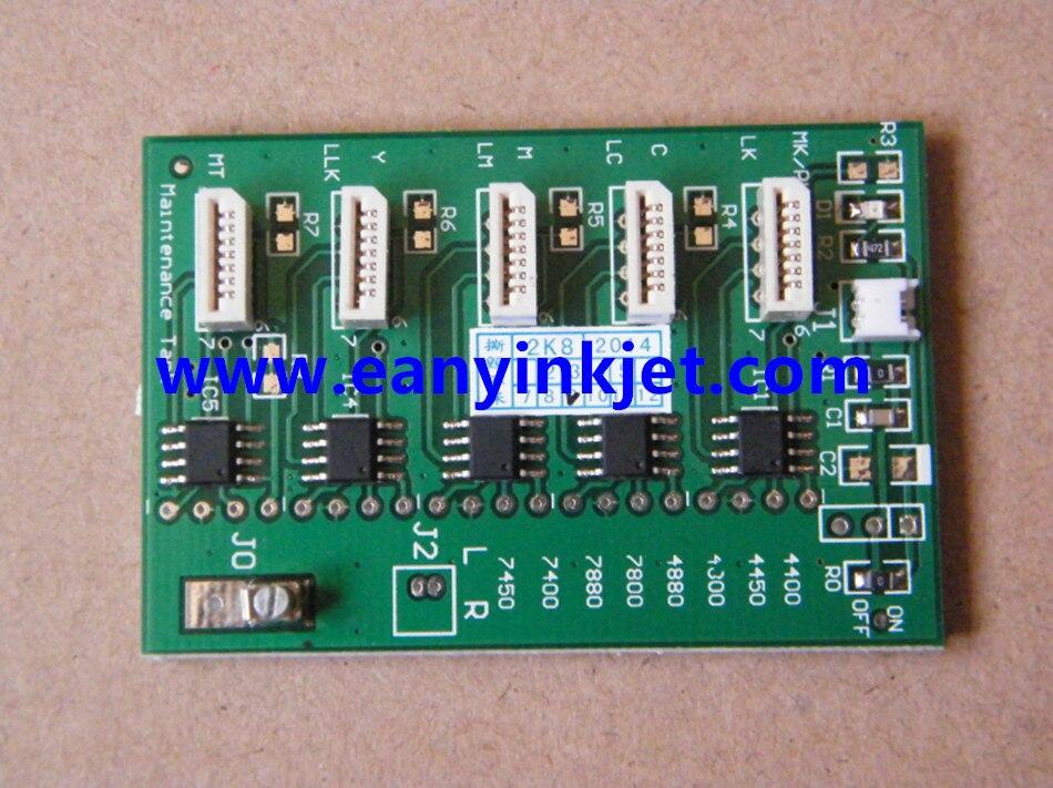 chip decoder for Ep Stylus pro 7880/9880 printer chip decoder for ep stylus pro 7400 9400 printer