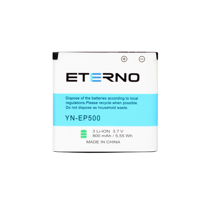 ETERNO Replacement <font><b>EP500</b></font>(U5) <font><b>Battery</b></font> For Sony Ericsson ST17I ST15I SK17I WT18I X8 U5I E15i wt18i wt19i 800mAh Hot Sale image