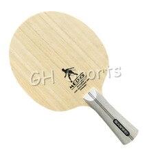Sanwei M6 взрослых тренировочные M 6 M-6 5-фанера Выкл+ Длинные для европейской хватки FL настольный теннис лезвие ракетка для пинг понга