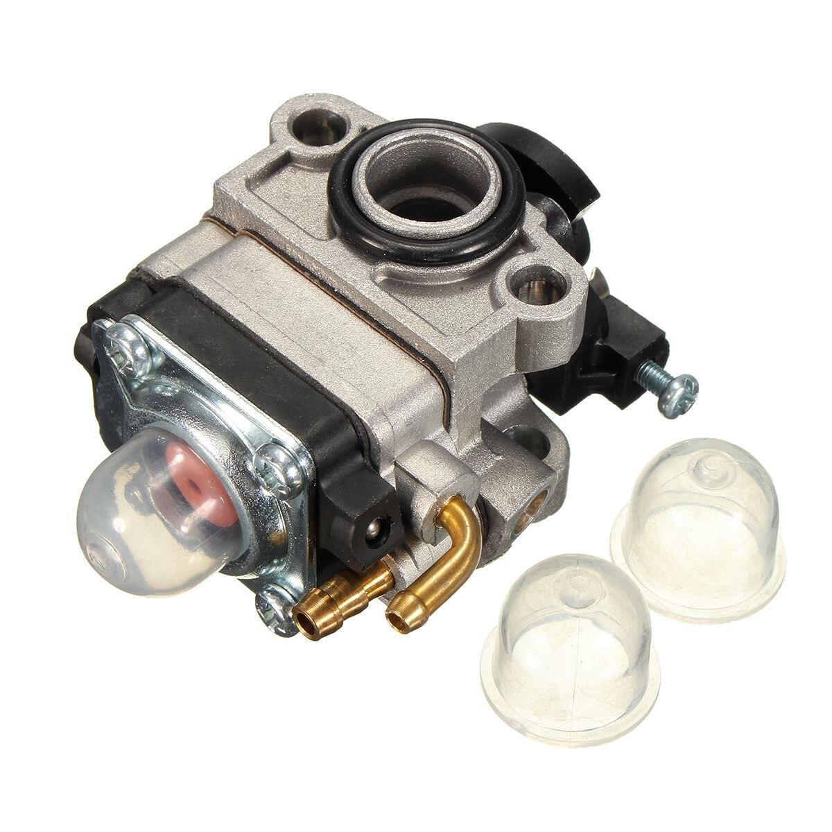 Carburadores para troy-bilt/tb575ss/tb525cs/trimmer/cultivador 753-04745 753-1225 aluminio plástico de cobre