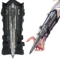 Hot Sales Assassins Creed 4 Assassins Creed Hidden Blade Brinquedos Edward Kenway Juguetes PVC Cosplay Action
