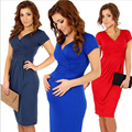 Hot maternity dresses elegant maternity gown evening party 8 colors pregnancy clothes for pregnant women dresses short sleeve
