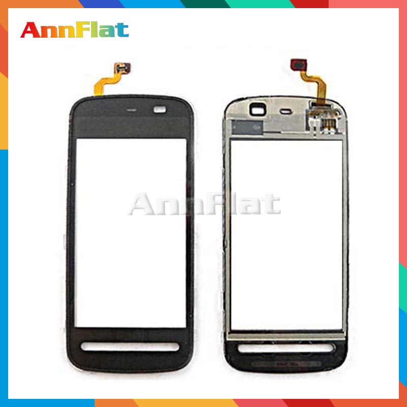 """Image 2 - High Quality 3.2"""" For Nokia 5228 5230 5232 N5230 Touch Screen Digitizer Front Glass Lens Sensor Panel-in Mobile Phone Touch Panel from Cellphones & Telecommunications"""