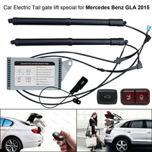 Auto Car Smart Electric Tail Gate Lift Easily for You to Control Trunk Suit to Mercedes Benz GLA 2015-2016 Remote Control auto electric tail gate for toyota voxy noah 70 series remote control car tailgate lift