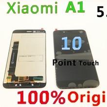 """Для Xiao mi A1 дисплей mi A1 ЖК-экран+ сенсорный дисплей A1 5,"""""""