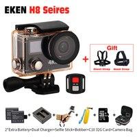 Action Camera H8 Pro Ultra HD 4k 30fps H8R 1080p 60fps Original EKEN Remote Controller Pro