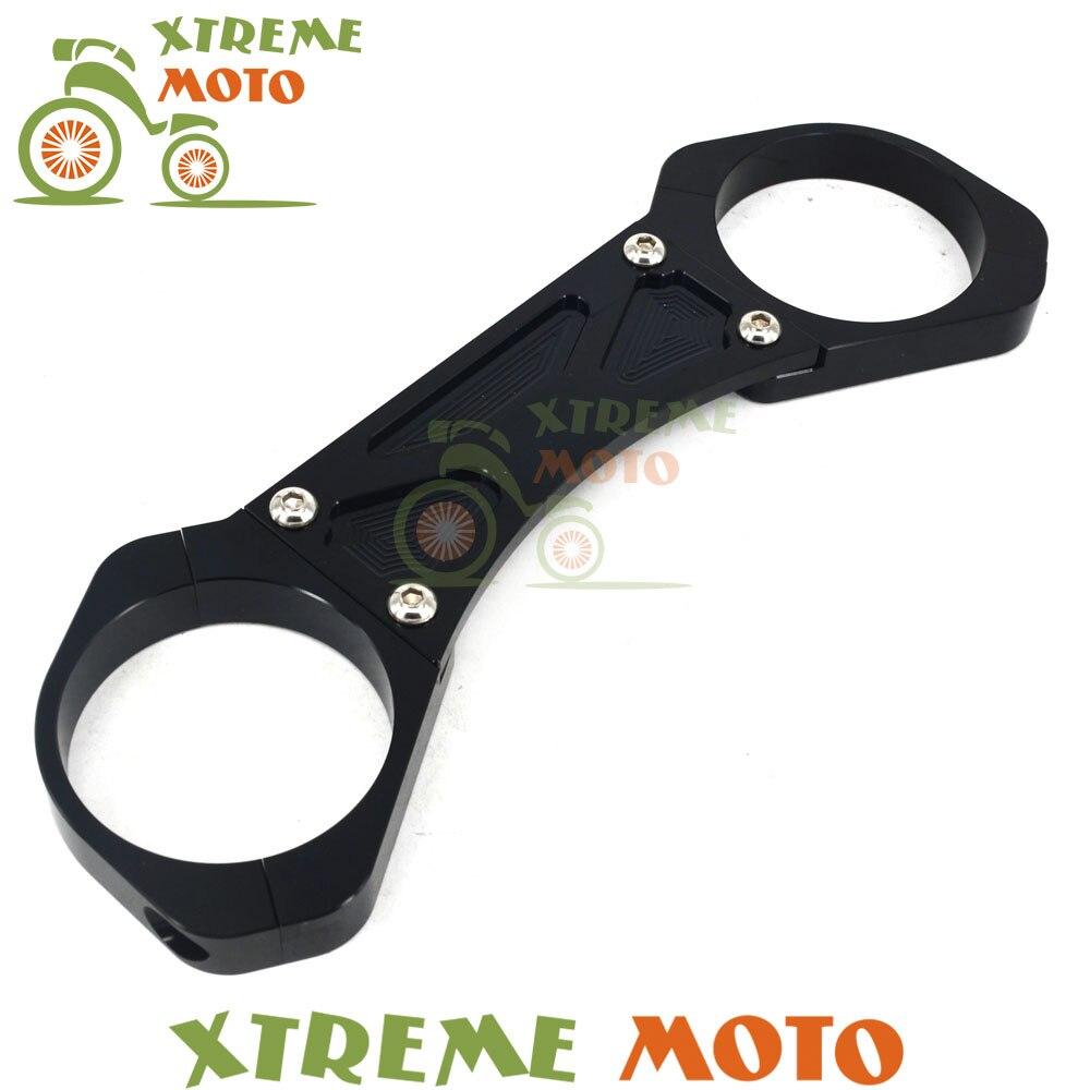 Cnc Motorcycle Front Fork Shock Bracket Absorber Damper Brace Balanced Device For Honda Cb400