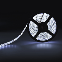 220V 5V 12V 5M Waterproof SMD 5050 RGB LED Strip Light Tape Ribbon 300leds USB Car Motorcycle Neon Kitchen Cabinet Backlight