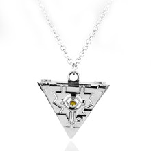 Fashion Jewelry Accessories YuGiOh Yugi Millennium Choker Pendant Necklace for Women and Men Gift-30(China)