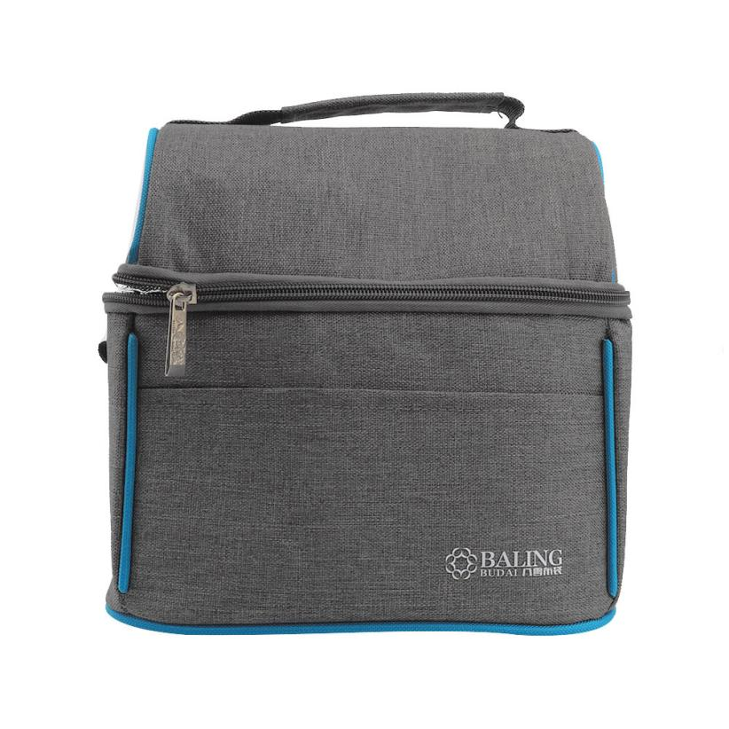 Molave Thermal Insulation Cooler Lunch Bag Picnic Bento Box Fresh Keeping Ice Pack Food Fruit Container Storage Accessories DEC7