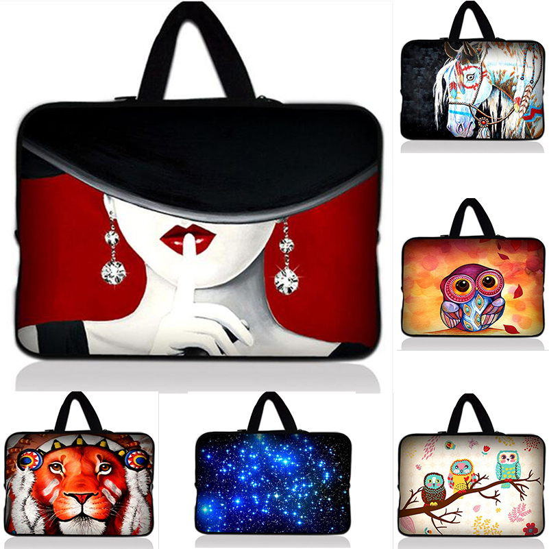 New Prints Laptop Notebook Sleeve Bag Case for Macbook Air Pro Lenovo ACER ASUS HP DELL 13.3