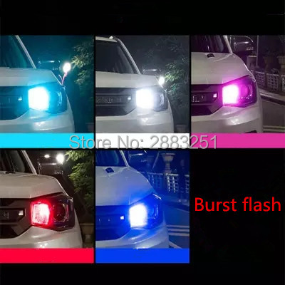 Position lamp Super Bright T10 W5W car LED Signal Lamp for <font><b>AUDI</b></font> A1 <font><b>A3</b></font> A4 A5 A6 A8 A4L A6L B8 B5 B7 B6 B9 R8 S3 car Lights colour image