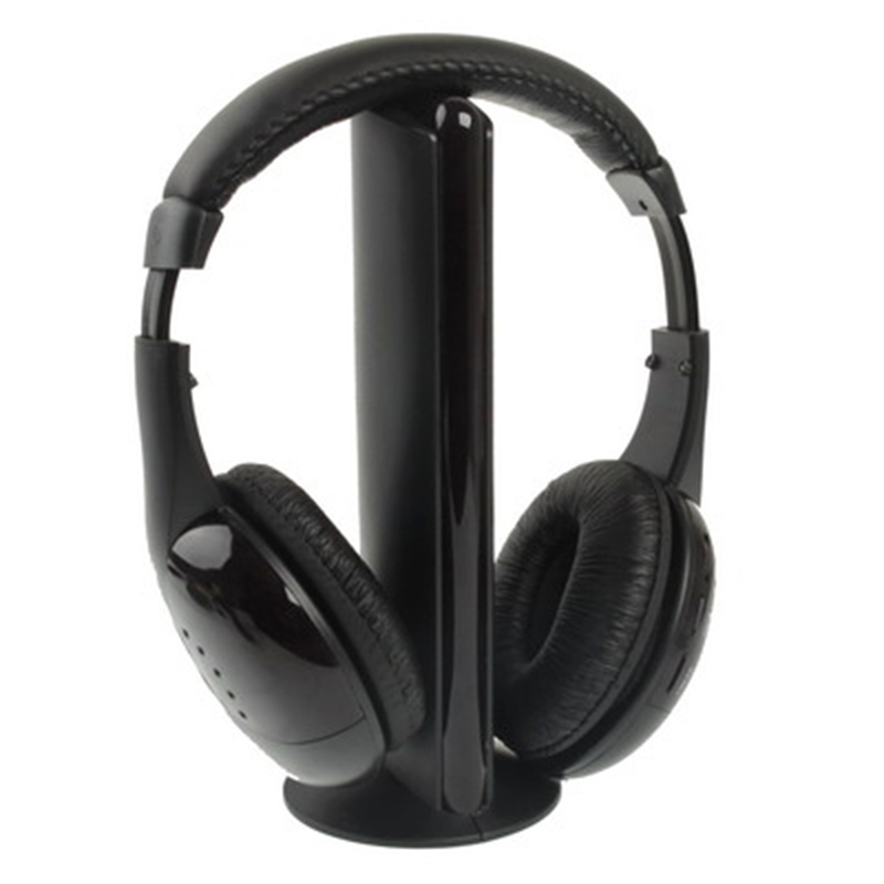 Wireless Stereo Bluetooth Heaphone Foldable EDR Earphone Handsfree Headset Mic MP3 FM for Smart Phones Tablet PC gucee p2 wireless bluetooth 3 0 edr headset w mic white silver