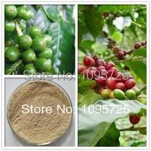 Экстракт зеленого Кофе В Зернах 50% хлорогеновая кислота ВЭЖХ