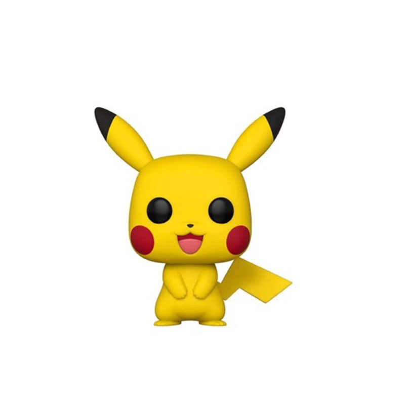 FUNKO POP New Arrival Anime Cartoon Cute Pikachu Vinyl Action Figure Collection Model toys for Children Birthday Christmas Gifts