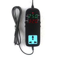 MH2000 AC 85 250V Fish Tank Intelligent Temperature Controller With Socket 40 120C Microcomputer Thermostat