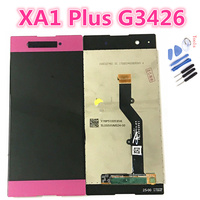 Original LCD Display For Sony Xperia XA1 Plus LCD With Touch Screen Digitizer Assembly Free Shipping