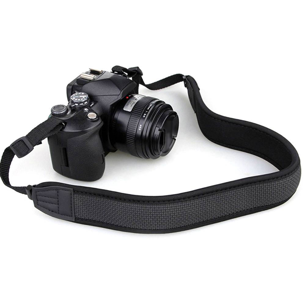 Neoprene Neck Strap for Panasonic,Sigma,Samsung,FujiFilm,Nikon,Sony DSLR Camera