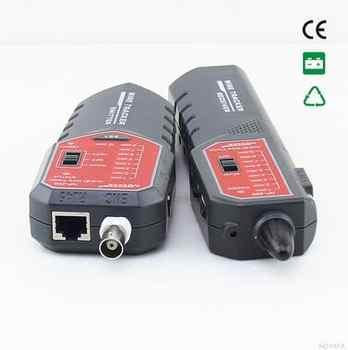 送料無料、 NOYAFA NF-268 ワイヤーロケータネットワーク電話ケーブルトラッカーワイヤートナートレーサーテスターと抗ジャミング
