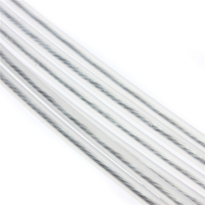 Pack Steel Wire Silver Draw Tape Electrician Fish Conduit Ducting ...