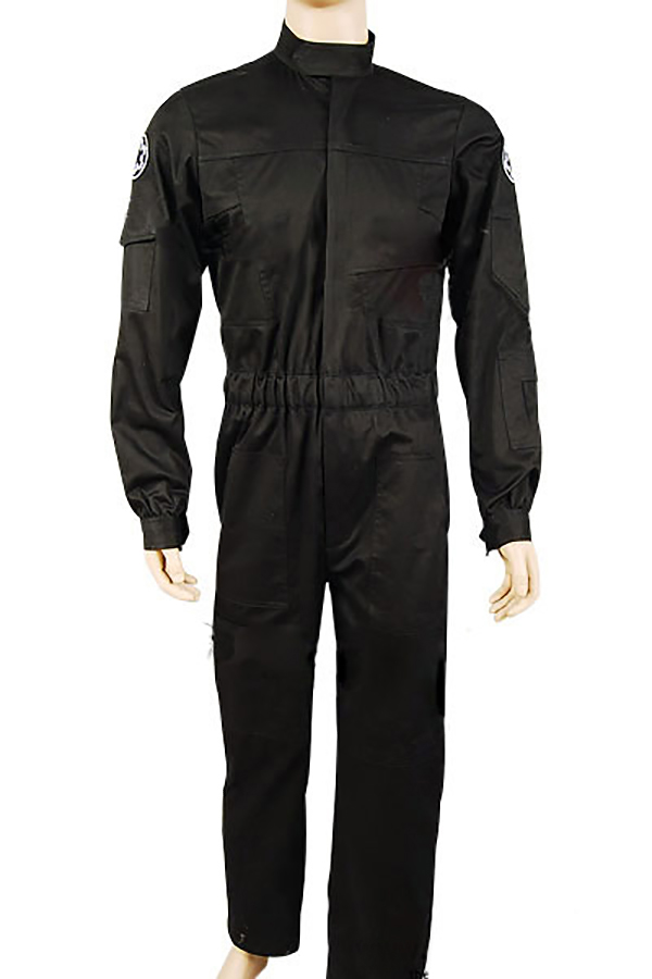 Star Wars Imperial Tie Fighter Pilot Cosplay Costume vol Uniforme Costume 501st