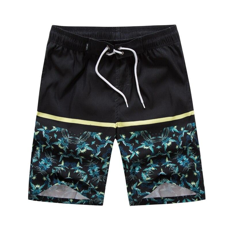 Men's Clothing Efficient Plus Size 6xl Beach Board Shorts Mens Clothing Pantaloneta Playa Masculino Praia Gay Swimwear Bodybuilding Trunks Quick Drying Terrific Value