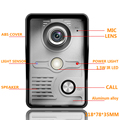 Новое поступление Металла видео-дверной звонок домофон Открытый doorring домофона ИК-Камеры домофон видео Вход машина
