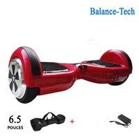 Hoverboard 6.5 Дюймов Электрический скутер два Колёса Smart самостоятельного баланса электрический скутер скейтборд для взрослых/Дети дрейфующих