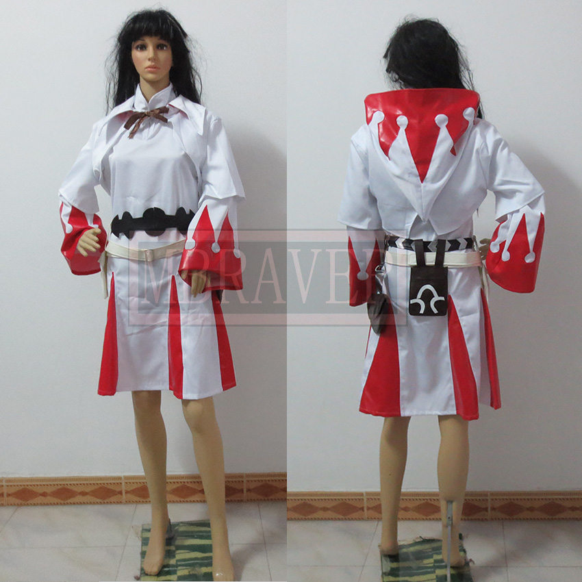 Custom Made Final Fantasy XIV 14 White Mage Cosplay Costume Any Size