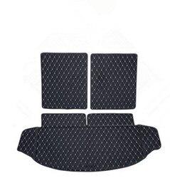 Dobra jakość! Specjalne maty bagażnika samochodu dla Mazda CX 9 7 miejsc 2019 2017 wodoodporna wykładzina cargo mata boot dywany dla CX9 2018 na