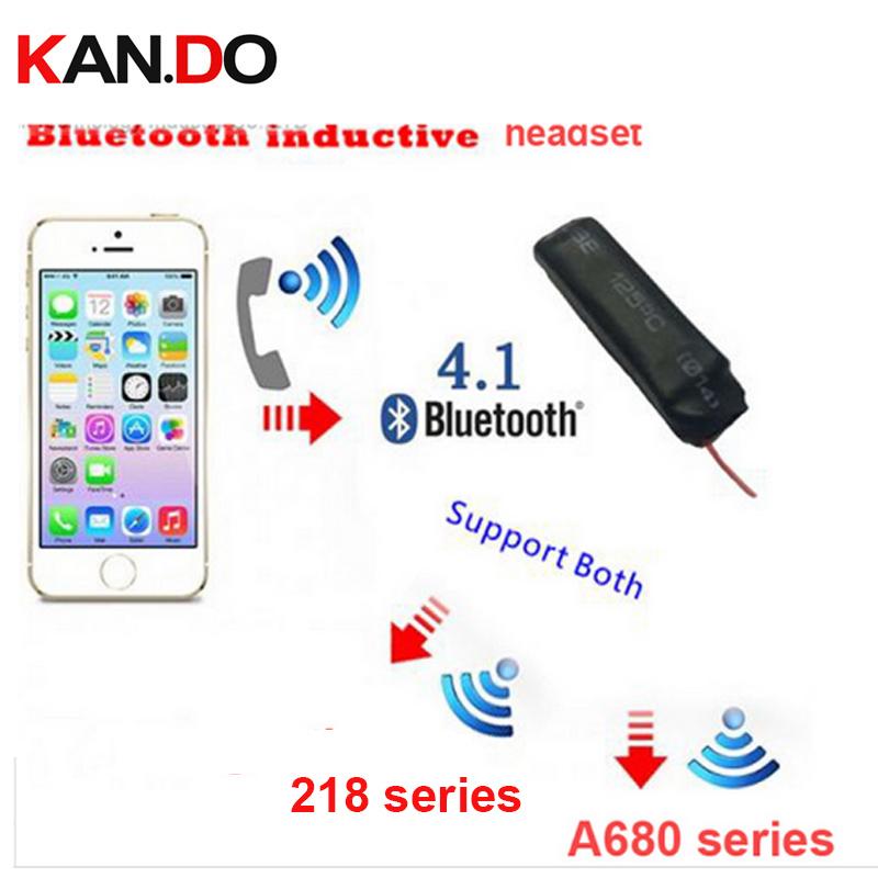 4 1 bluetooth headset voice transmitter handsfree headset voice handsfree induction transmitter for phone bluetooth headphone