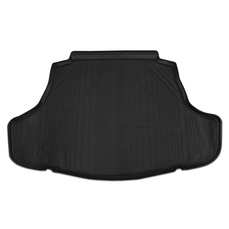 цены For Toyota Camry 2018-Car Cargo Boot Liner Rear Trunk Floor Mat Tray Carpet Mud Protective Pad Auto Accessories