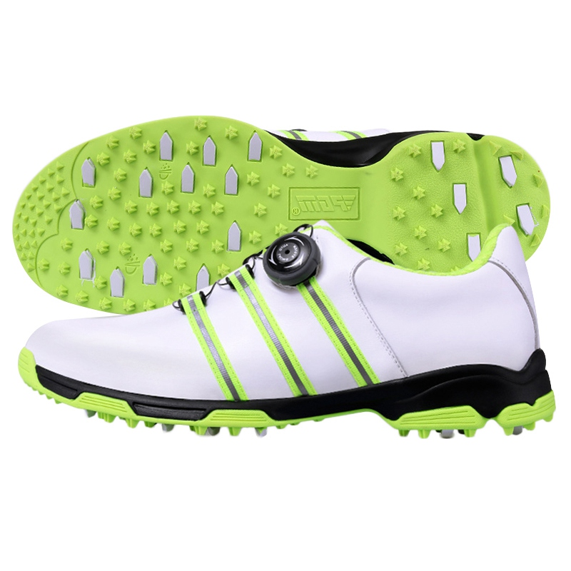Hot Sale Golf Shoes for Children Fashion Kids Boys Girls Sports Sneakers Children Outdoor Golf Shoes Anti-slip Sneakers for Kids