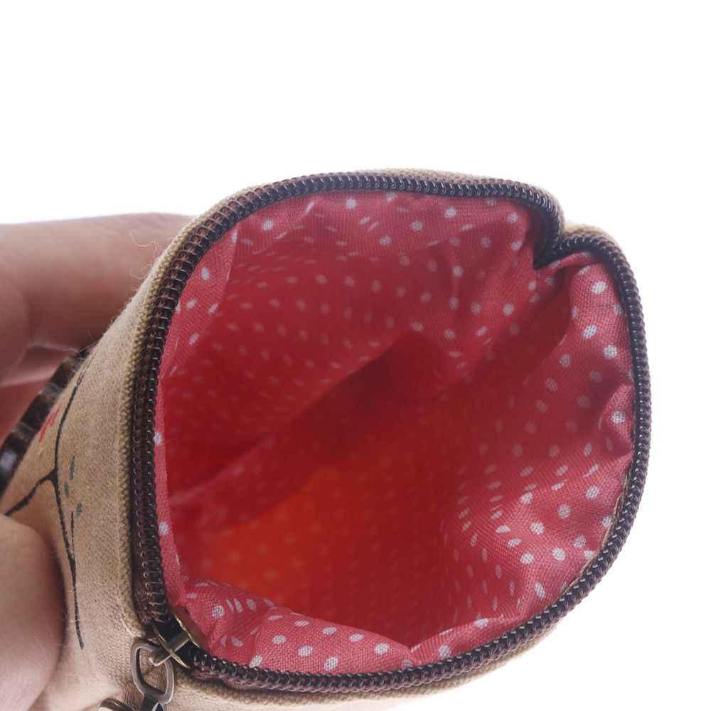 Nova Mudança da Carteira Bolsa Chave Titular Pequenos Sacos de Dinheiro Bonito Mini Mulheres Da Lona Balanço Saco De Moeda Menina Bolsa Feminina para mudanças de moedas