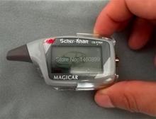 Scher Khan Magicar 5 LCD Fernbedienung Schlüsselbund, Schlüsselanhänger Kette für 2 way auto alarmanlage Scher-khan Magicar 5/M 5/M5