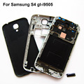 Original GT-i9505 Front Frame Cover & i9505 Middle Frame & Back Cover & buttons For Samsung Galaxy S4 Full Housing  Replacement