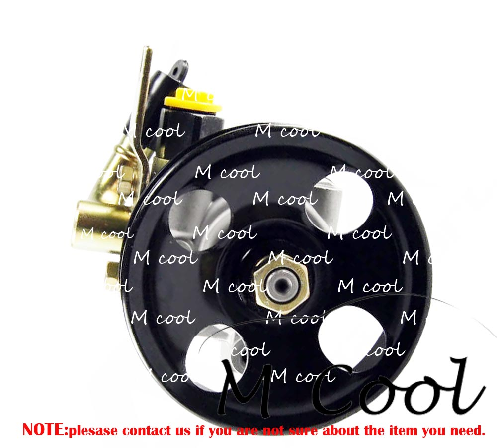 New For Nissan Power Steering Pump For Nissan Frontier 3 3L Xterra 3 3L V6 Gas 99 2004 5575N 5575 96364M 49110 4S100 491104S100 in Power Steering Pumps Parts from Automobiles Motorcycles
