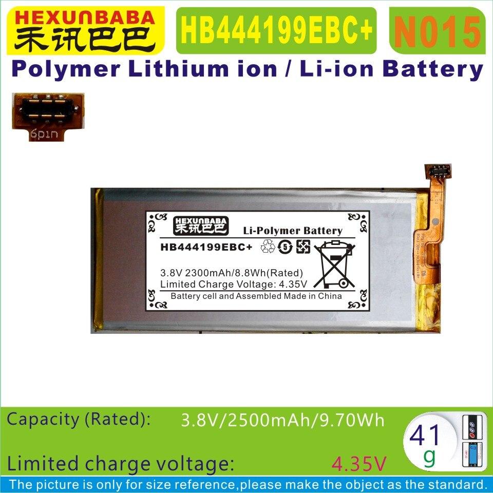 [HB444199EBC+] 3,8 в 4,35 в литий-полимерный литий-ионный аккумулятор для мобильного телефона huawei Honor 4C; C8818 [N015]