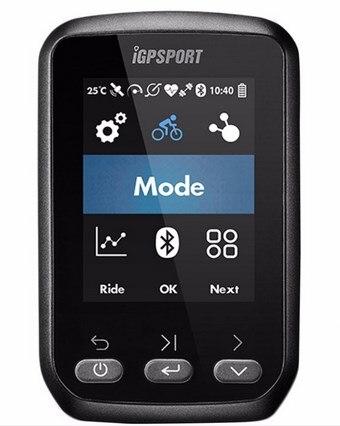 IGPSPORT ANT + GPS IGS60 Bluetooth Vélo Sans Fil Chronomètre Compteur De Vitesse Étanche IPX6 Vélo Compteur De Vitesse Ordinateur De Vélo